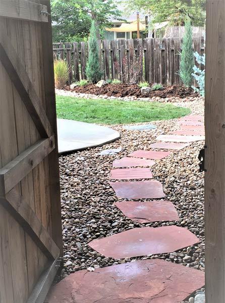 Yard-Elves-Flagstone-Stepper-Path-Colorado-Red